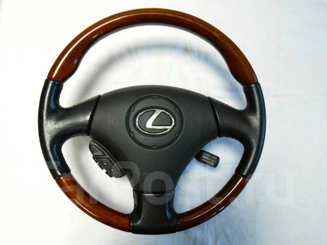 Руль. Lexus: IS300, IS200, GS430, GS300, GS400, RX300 Toyota: Allion, Windom, Aurion, Allex, Aristo, Ipsum, Verossa, Avensis, Estima Hybrid, Corolla...