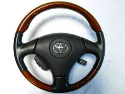 Руль. Toyota: Windom, Allion, Allex, Aurion, Aristo, Verossa, Ipsum, Avensis, Estima Hybrid, Corolla, Altezza, Estima, Avensis Verso, Vista, Mark II W...