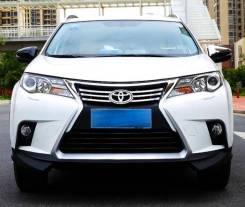 Обвес кузова аэродинамический. Toyota RAV4, ALA40, ALA49, ASA42, ASA44, ZSA42, ZSA44, XA40 Toyota XA Двигатели: 1ADFTV, 2ADFHV, 2ADFTV, 2ARFE, 3ZRFAE...