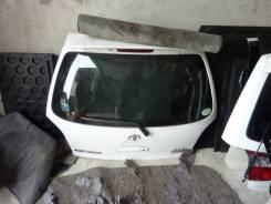 Дверь багажника. Toyota Corolla Spacio, AE111, AE111N, AE115, AE115N