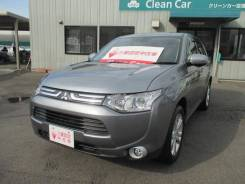 Mitsubishi Outlander. автомат, 4wd, 2.4, бензин, 49 000тыс. км, б/п. Под заказ