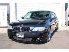 BMW 7-Series. автомат, передний, 4.0, бензин, 48 000 тыс. км, б/п, нет птс. Под заказ