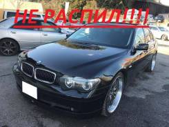 BMW 7-Series. автомат, задний, 4.4, бензин, 81 тыс. км, б/п, нет птс. Под заказ