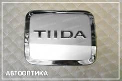 Крышка топливного бака. Nissan Tiida, C11, JC11, NC11 Двигатели: HR15DE, HR16DE, MR18DE