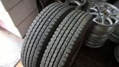 Bridgestone Blizzak W969. Зимние, без шипов, 2012 год, 5%, 2 шт