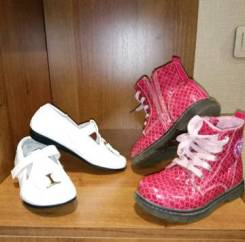 Туфли и ботинки д/с, б/у. 27