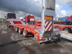 Faymonville. Полуприцеп трал MAX trailer MAX100 N-3A-9.30, 40 540кг. Под заказ