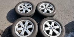 Литьё оригинальные Тойота в продаже только диски!. 6.0x15 5x100.00 ET45 ЦО 56,1мм.