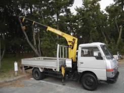 Nissan Atlas. Кран манипулятор эвакуатор FGH40 (Condor), 3 300 куб. см., до 3 т
