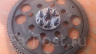 Маховик. Nissan: March Box, Cube, Micra, Stanza, March Двигатели: CG10DE, CG13DE, CGA3DE, CG12DE