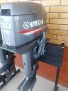 Yamaha. 30,00л.с., 2-тактный, бензиновый, нога S (381 мм), 2008 год год