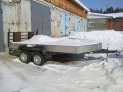 Alaska, 2010. Прицеп Alaska, 750 кг.