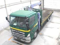 Hino. Эвакуатор HINO Truck, 13 000куб. см., 15 000кг. Под заказ