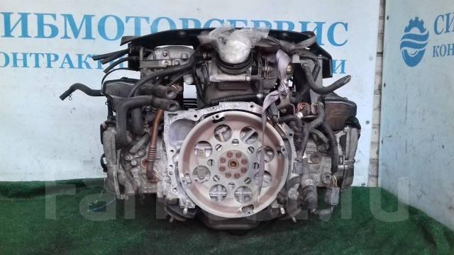Двигатель в сборе. Subaru Legacy Двигатели: EZ30, EZ30D, EZ30F