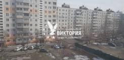 Гостинка, улица Липовая 2. Чуркин, агентство, 24 кв.м. Вид из окна днем