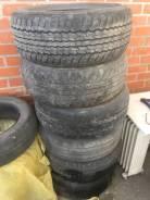Dunlop Grandtrek AT22. Летние, 2013 год, износ: 50%, 7 шт
