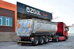 Ozgul. Самосвальный полуприцеп V32m3, 39 000 кг.