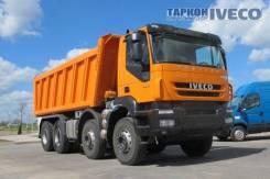 Iveco Trakker. Самосвал 8x4 г/п 29 тонн объем кузова 20м3, 12 880куб. см., 29 000кг., 8x4. Под заказ