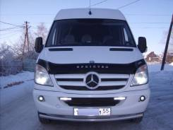 Mercedes-Benz Sprinter 515 CDI. Мерседес спринтер 515, 2 200 куб. см., 20 мест