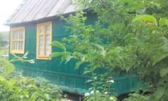 Дача на участке 9 сот. В садоводстве Галичный в Комсомольске на Амуре. От агентства недвижимости (посредник)