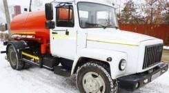 ГАЗ 3309. Продается ассенизатор , 4 750 куб. см.