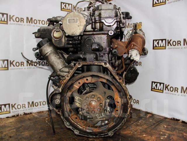 Двигатель в сборе. SsangYong Rexton Двигатели: D27DT, D27DTP