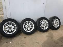 Комплект колес R14. 5.0x14 5x100.00, 5x114.30 ET48