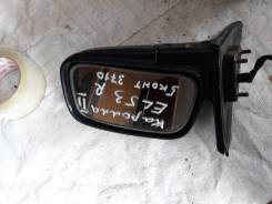 Зеркало заднего вида боковое. Toyota Corolla II, EL53