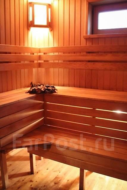 Баня№7, на дровах, сделана в лучших традициях!