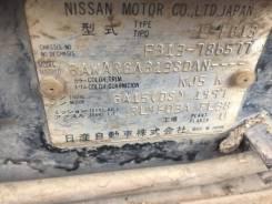 Nissan Sunny. FB13, GA15 DS