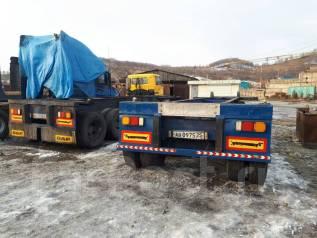 Trailmobil. Продаётся японский контейнерный полуприцеп , 24 000 кг.