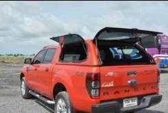 Крышки кузова. Ford Ranger, T6 Двигатели: GBVAF, GBVAJQJ, GBVAK, GBVAL, SAFA
