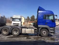 MAN TGS 26.440. , 10 518 куб. см., 26 000 кг.