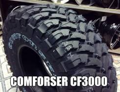 Comforser CF3000. Грязь MT, 2017 год, без износа, 4 шт. Под заказ