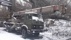 Ивановец КС-3577. Автокран маз-5337 кс-3577-2, 11 150 куб. см., 14 000 кг., 12 м.