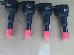 Катушка зажигания на Honda, ДВС L15A. Отправка в регионы. Honda Airwave, GJ1, GJ2 Honda Fit, GD3, GD4 Двигатель L15A