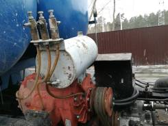 Коммаш КО-505А-1. Система смазки на ассенизатор!