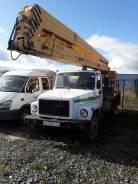 ГАЗ 3307. ГАЗ-3307 ВС-22.02 автогидроподъемник, 1 000куб. см., 22м.
