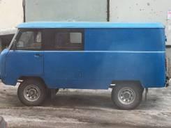 УАЗ. , Пассажирский фургон, 2 400куб. см., 1 000кг., 2 000кг.