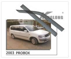 Ветровик на дверь. Toyota Probox, NCP50V, NCP51V, NCP52V, NCP55V, NCP58G, NCP59G, NLP51V Двигатели: 1NDTV, 1NZFE, 1NZFNE, 2NZFE. Под заказ