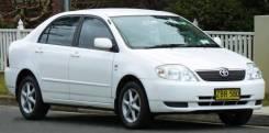 Порог кузовной. Toyota Corolla Fielder
