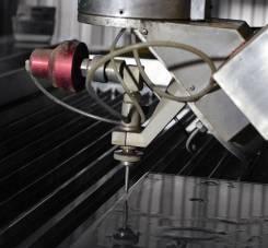 Услуги по гидроабразивной резке металла