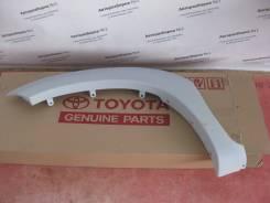 Расширитель крыла. Toyota Fortuner, GGN50, GGN60, KUN51, KUN51L, KUN60, KUN60L, KUN61, LAN50, TGN51, TGN51L Toyota Hilux Pick Up Toyota Hilux, GGN25...