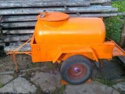 Adamoli. Прицеп для джипа с цистерной под ГСМ, 10 000 кг.