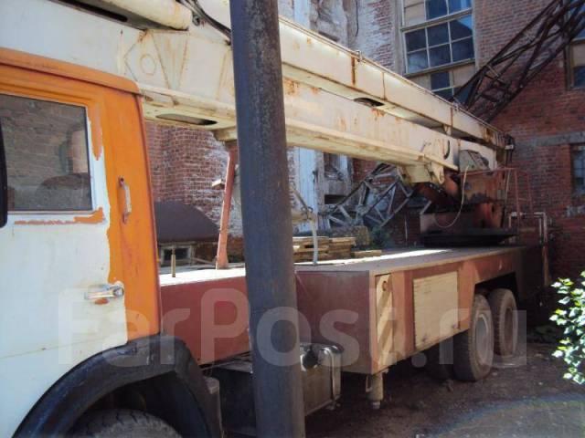 КамАЗ 53213. Продается Автовышка АКП-30 на шасси КамАЗ-53213, 3 000 куб. см., 30 м.