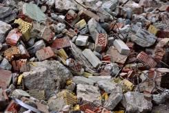 Приму в дар строительный мусор