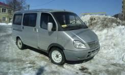 ГАЗ 2217 Баргузин. Продается семейный автомобиль ГАЗ-2217 Баргузин, 2 400 куб. см., 7 мест