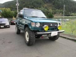 Mitsubishi Pajero. механика, 4wd, 3.0, дизель, б/п, нет птс. Под заказ