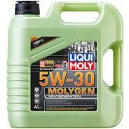 Liqui Moly Molygen New Generation. Вязкость 5W-30, гидрокрекинговое
