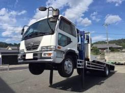 Nissan Diesel Condor. Nissan Condor 2001г. с ПТС, 9 200 куб. см., 7 100 кг. Под заказ